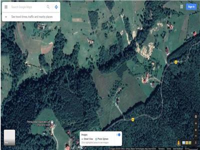 23495 mp teren special Poiana Marului