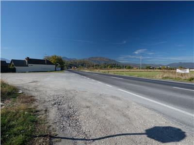 teren intrare Sacele, Brasov